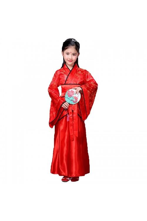 Японский-китайский детский девочка
