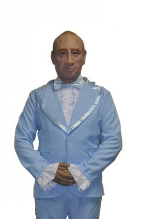 Маска Путина
