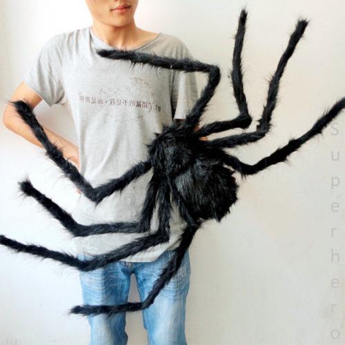 Большой паук, украшения