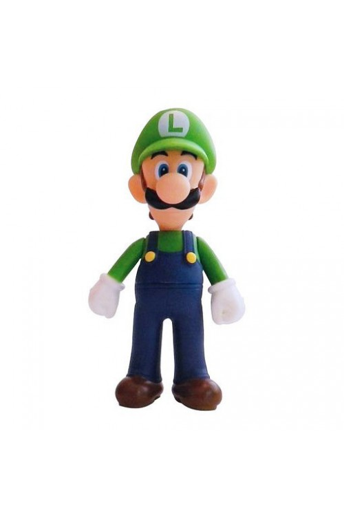 Супер Марио зеленый