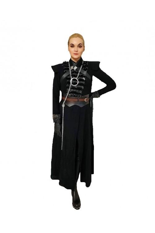 Готический костюм злодейки