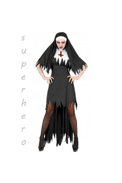 Монахиня темная