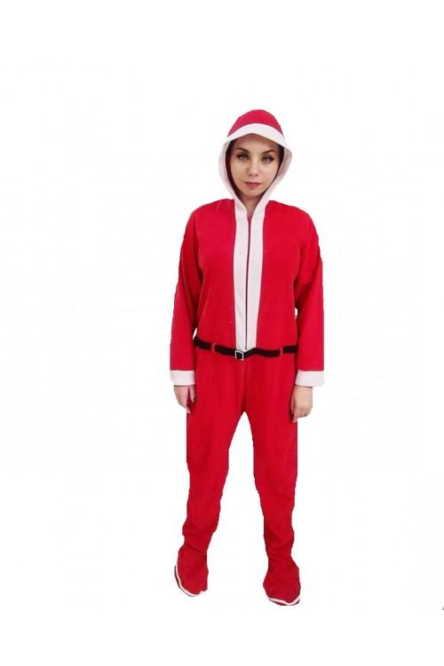 Санта Клаус комбез
