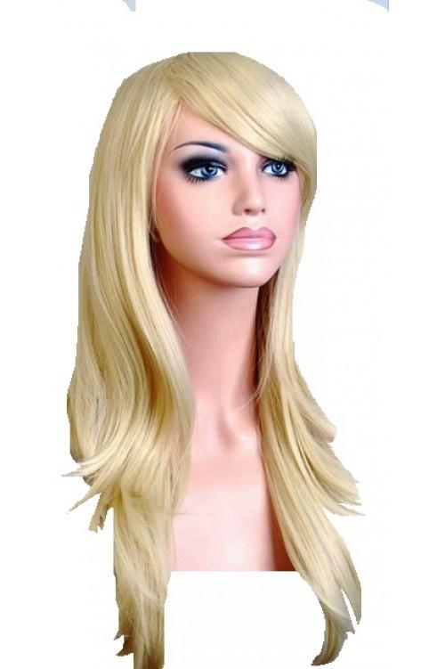 Парик блондинка длинные