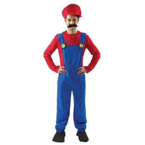 Супер Марио красный