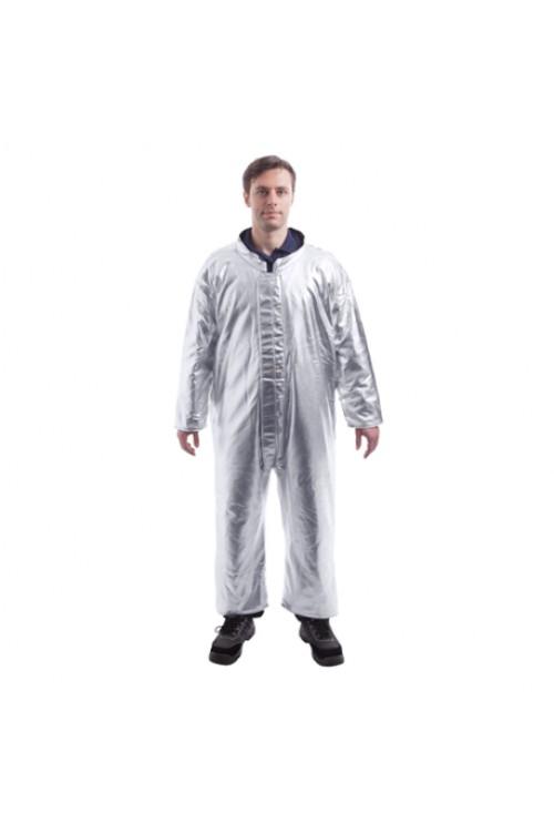 Серебристый космонавт