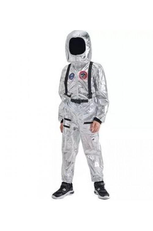 Астронавт серебристый
