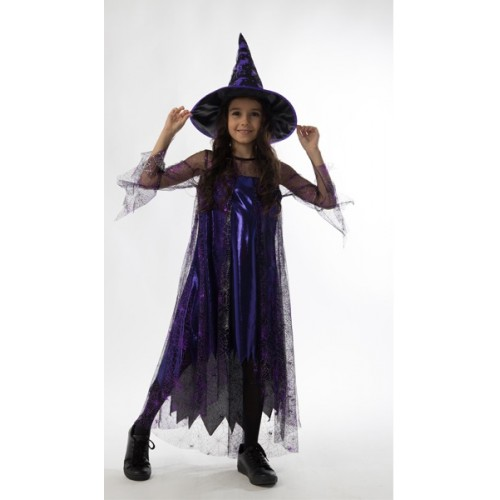 Ведьмочка на Хеллоуин