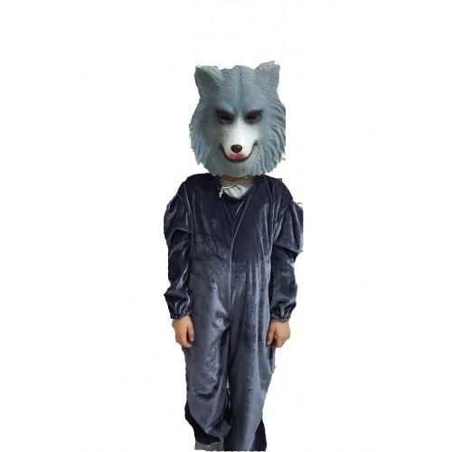Волк детский