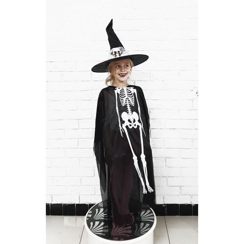 ведьмочка скелет