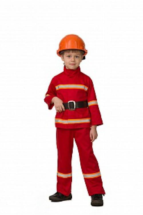 пожарник детский
