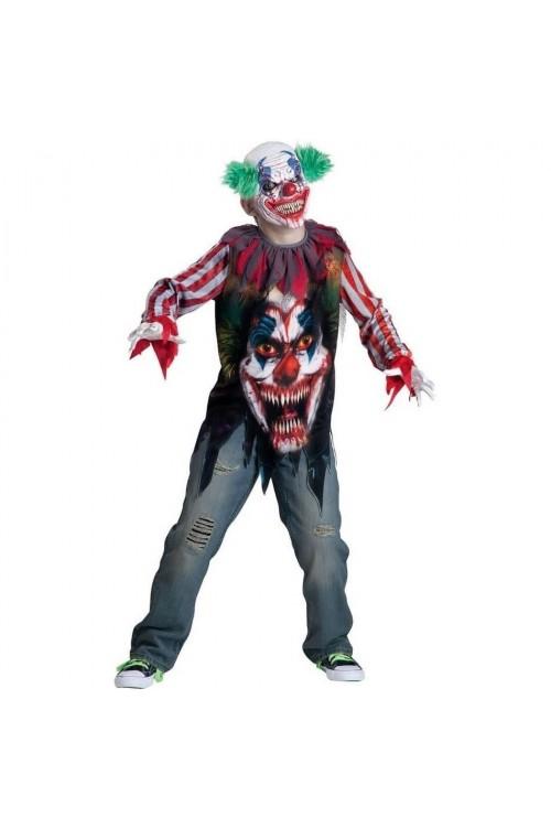 Страшный клоун