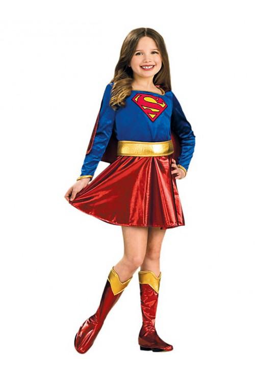 Супервумен детский