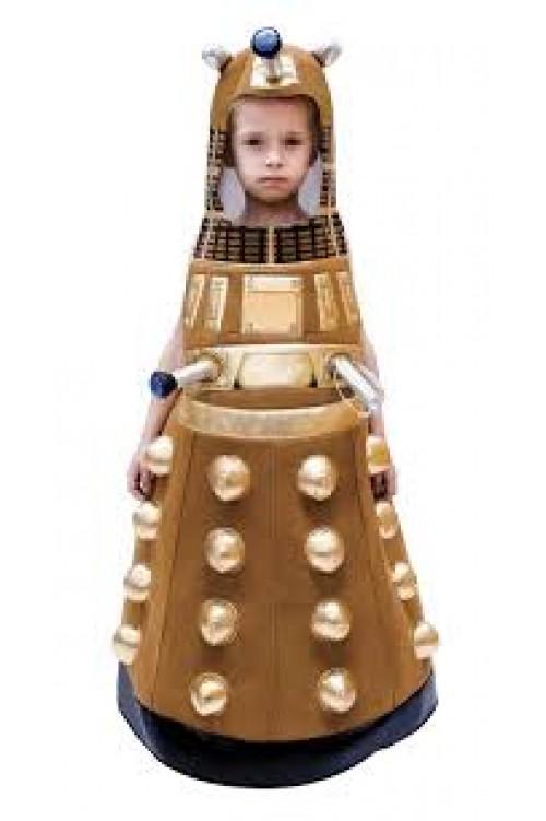 Далек из Доктор Кто, инопланетянин детский