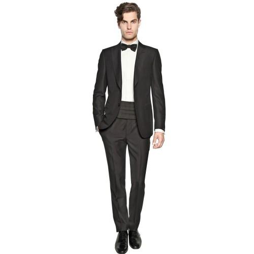 classic black tie