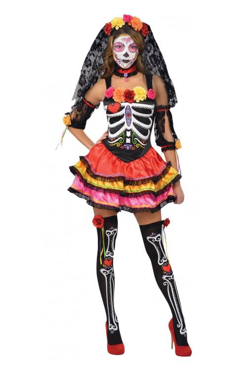мексика скелет