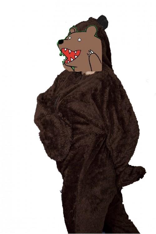 Костюм Медведа