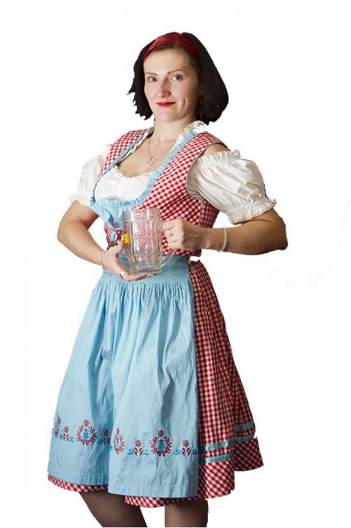 Баварская девушка