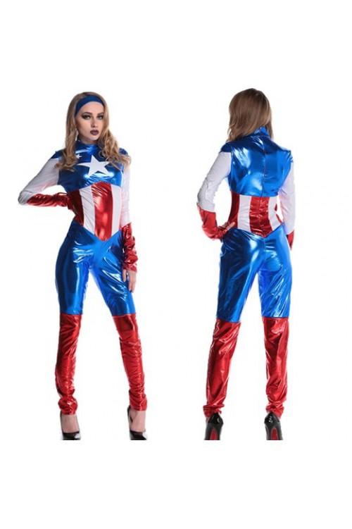 Капитан Америка женский