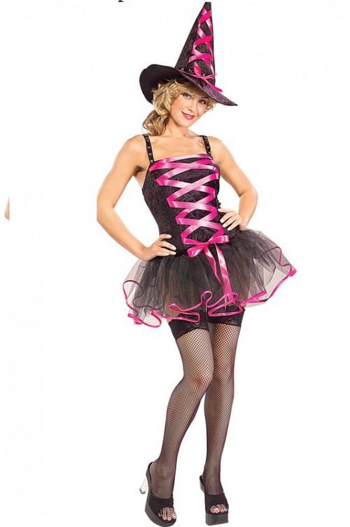 ведьмочка пинки балерина